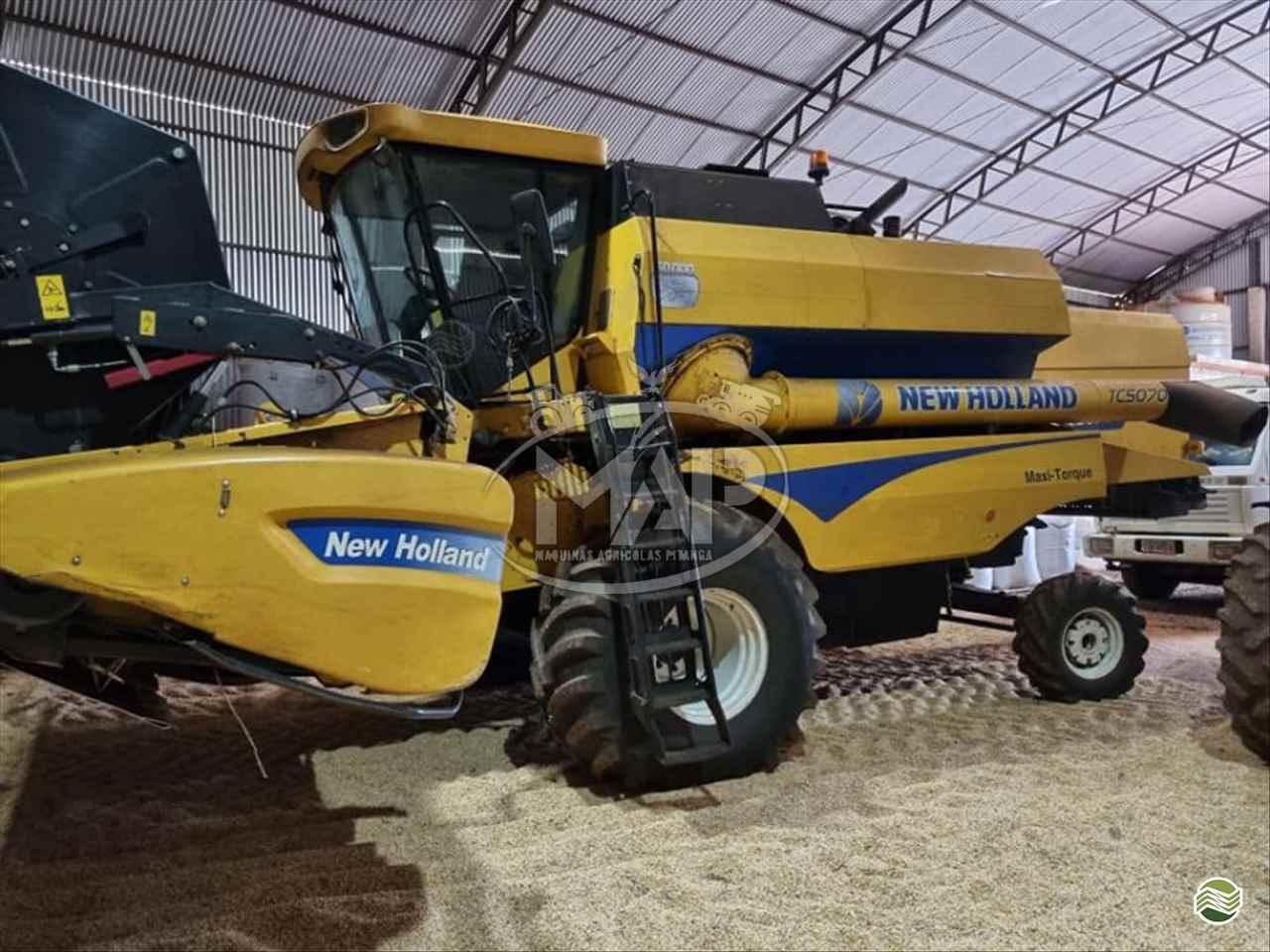 TC 5070 de Máquinas Agrícolas Pitanga - PITANGA/PR