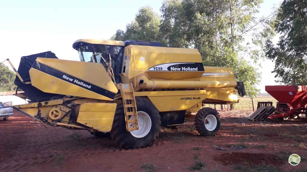 TC 59 de Máquinas Agrícolas Pitanga - PITANGA/PR