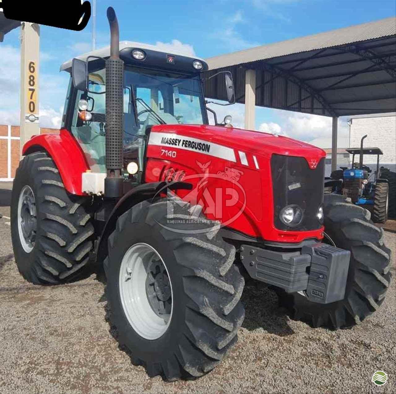 MF 7140 de Máquinas Agrícolas Pitanga - PITANGA/PR