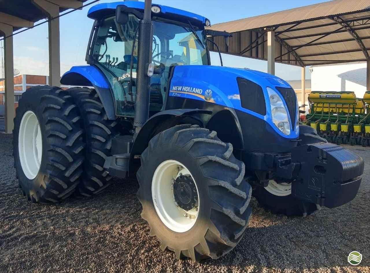 NEW T7 190 de Máquinas Agrícolas Pitanga - PITANGA/PR