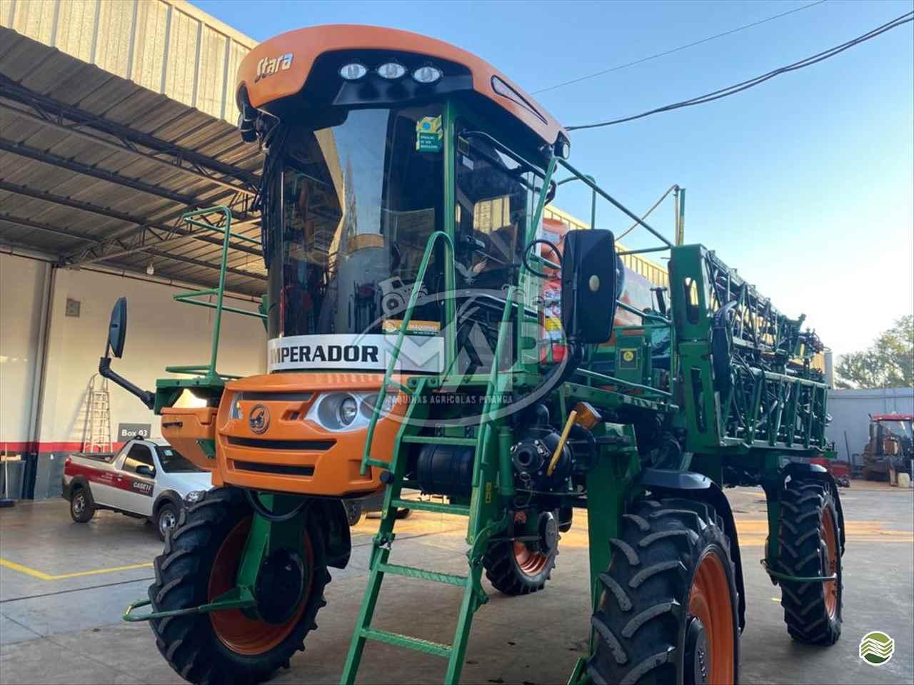 PULVERIZADOR STARA IMPERADOR 2650 Tração 4x4 Máquinas Agrícolas Pitanga PITANGA PARANÁ PR
