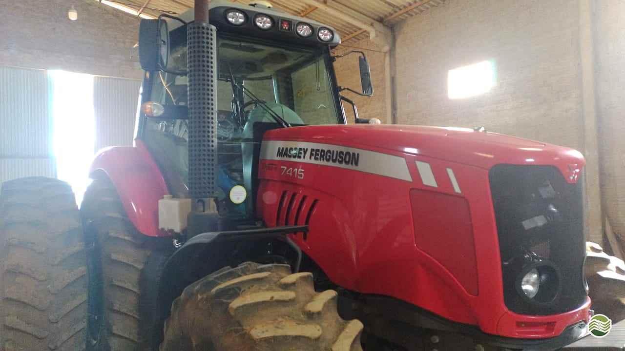 MF 7415 de Máquinas Agrícolas Pitanga - PITANGA/PR