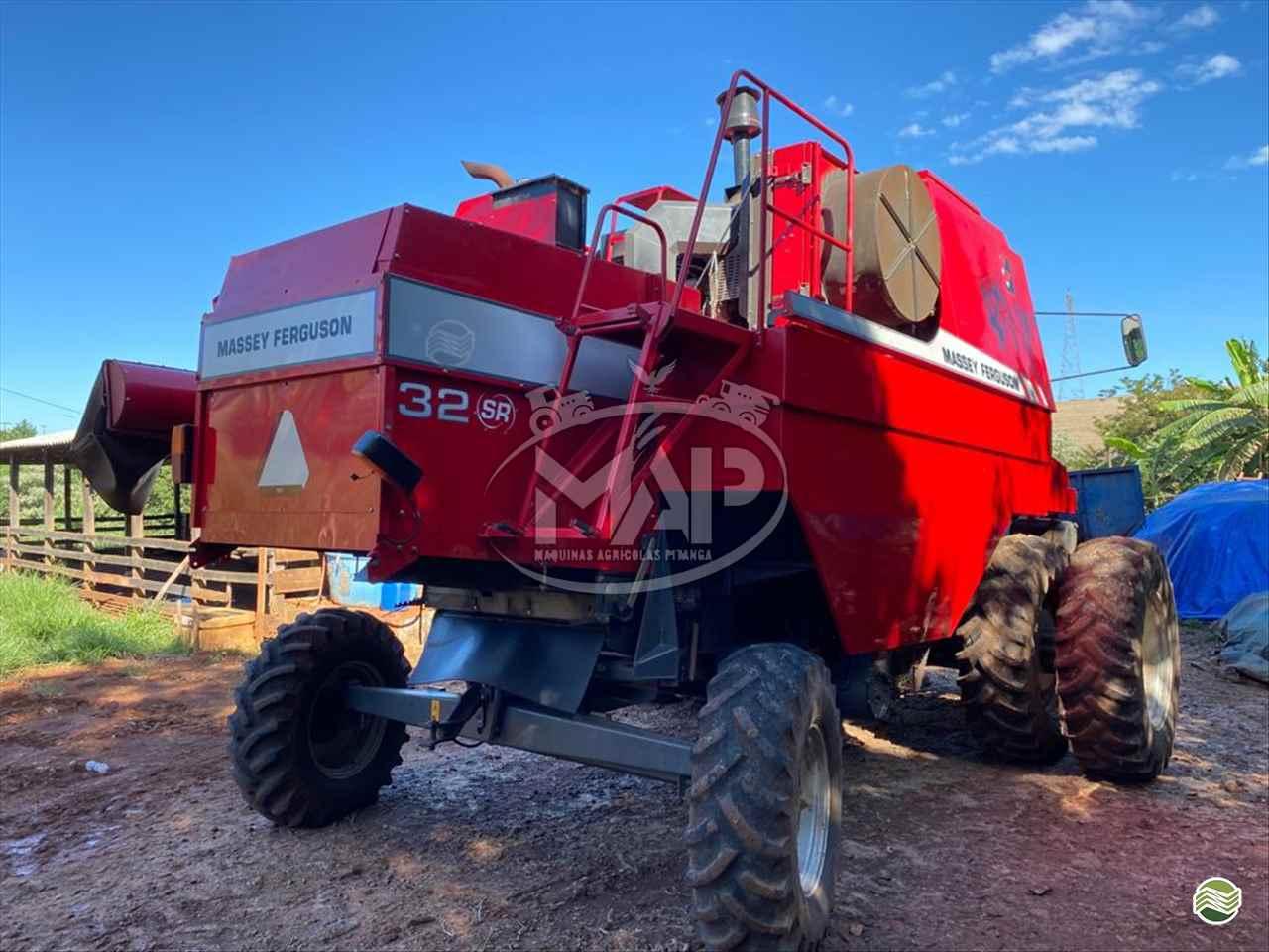 COLHEITADEIRA MASSEY FERGUSON MF 32 Máquinas Agrícolas Pitanga PITANGA PARANÁ PR