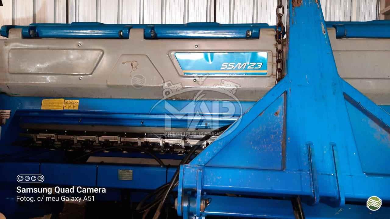 PLANTADEIRA NEW HOLLAND SSM 23R Máquinas Agrícolas Pitanga PITANGA PARANÁ PR