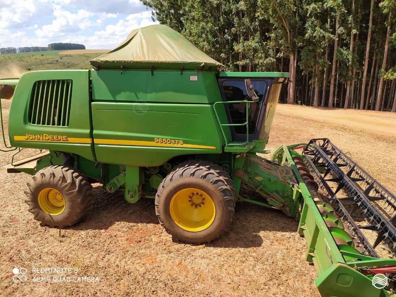 JOHN DEERE 9650 STS de Máquinas Agrícolas Pitanga - PITANGA/PR
