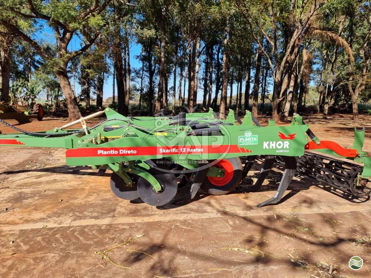 IMPLEMENTOS AGRICOLAS ESCARIFICADOR 13 HASTES DISCO CORTE Máquinas Agrícolas Pitanga PITANGA PARANÁ PR