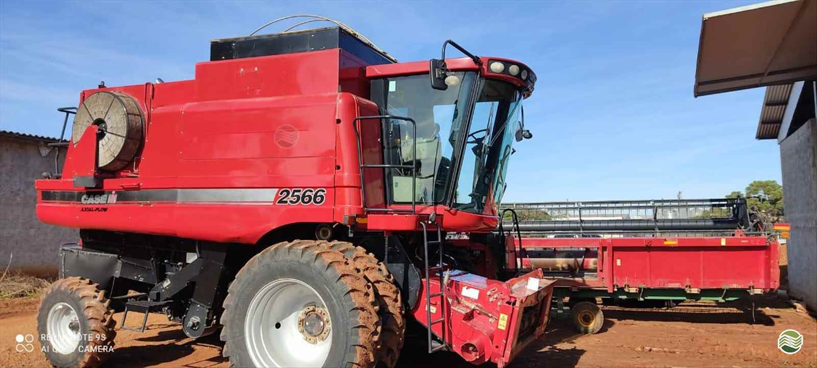 CASE 2566 de Máquinas Agrícolas Pitanga - PITANGA/PR