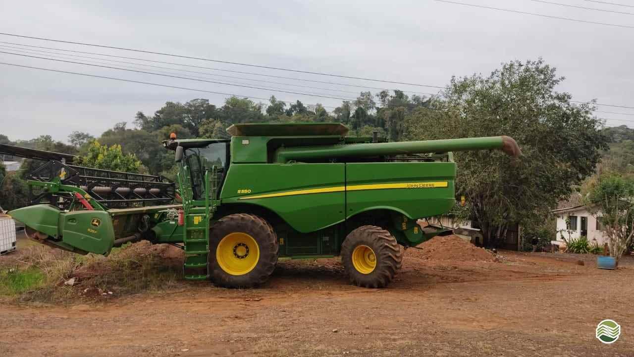 JOHN DEERE S540 de Máquinas Agrícolas Pitanga - PITANGA/PR