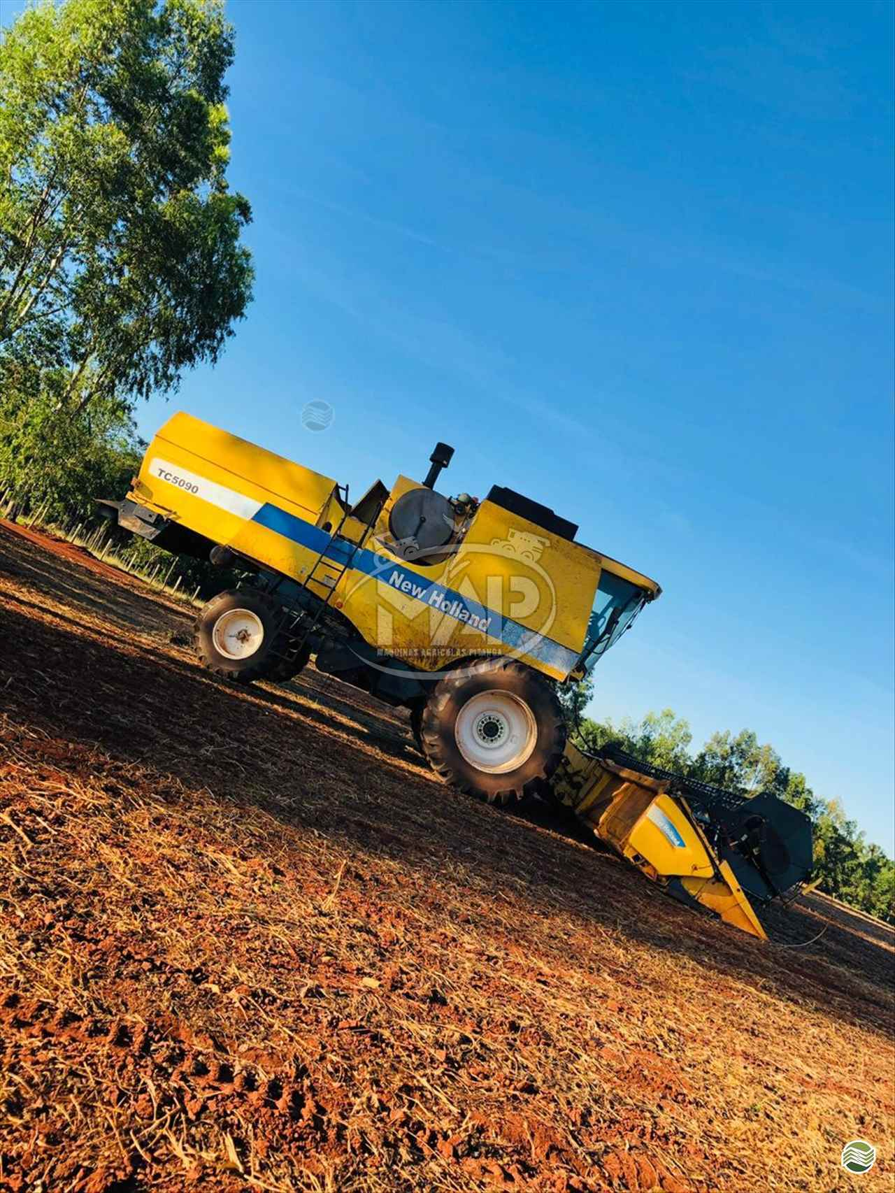 TC 5090 de Máquinas Agrícolas Pitanga - PITANGA/PR