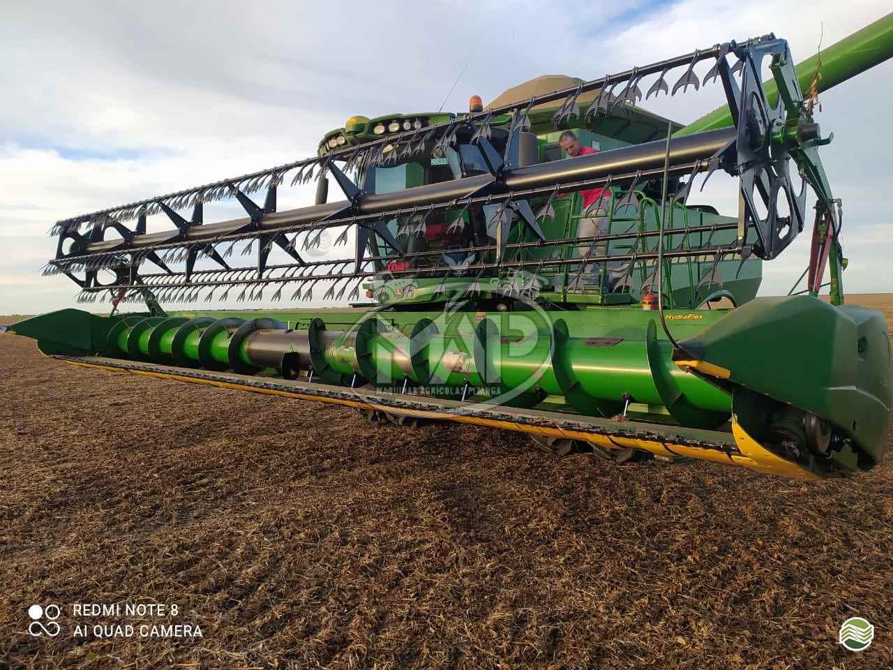 COLHEITADEIRA JOHN DEERE JOHN DEERE S550 Máquinas Agrícolas Pitanga PITANGA PARANÁ PR