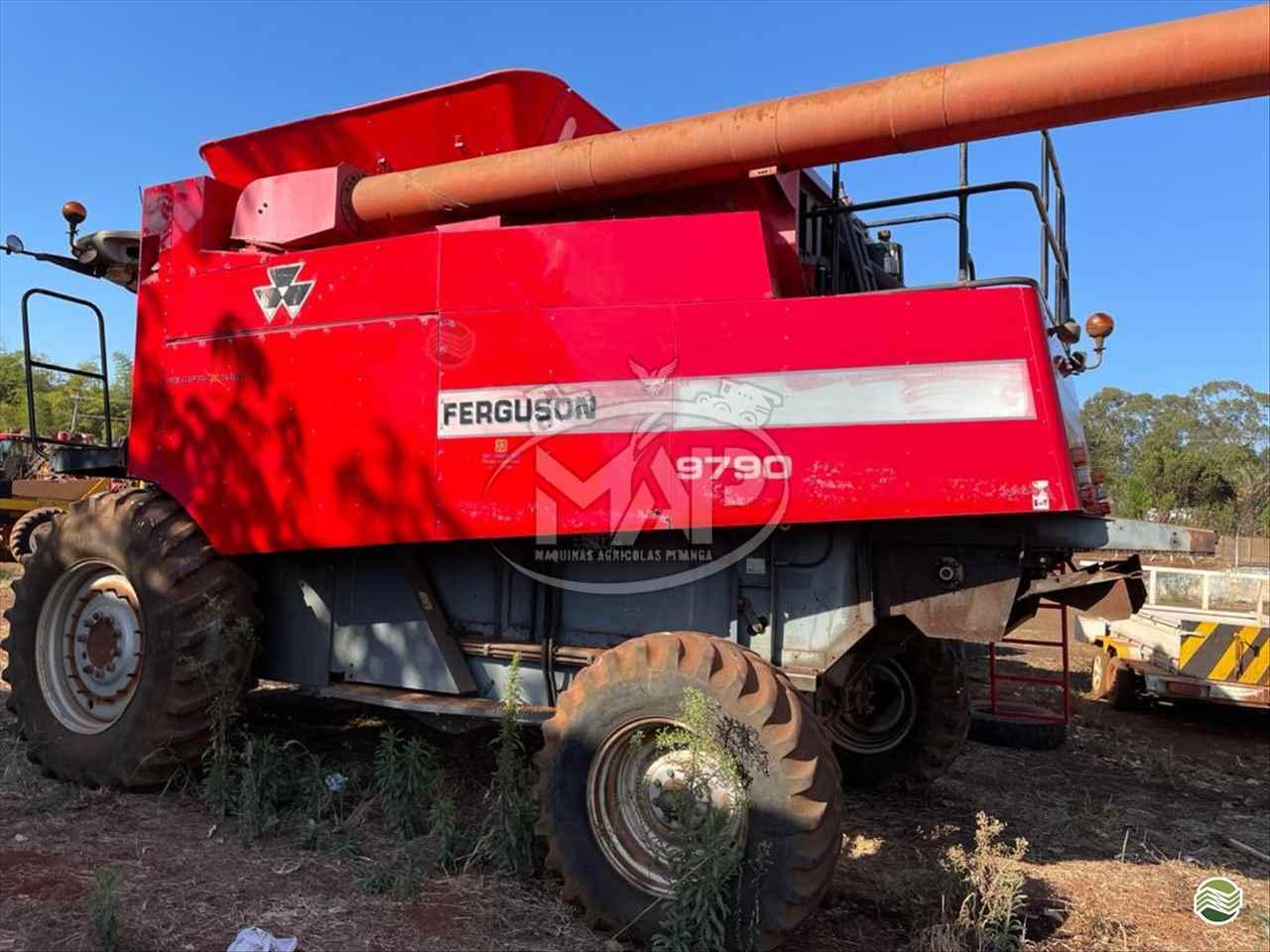 COLHEITADEIRA MASSEY FERGUSON MF 9790 Máquinas Agrícolas Pitanga PITANGA PARANÁ PR