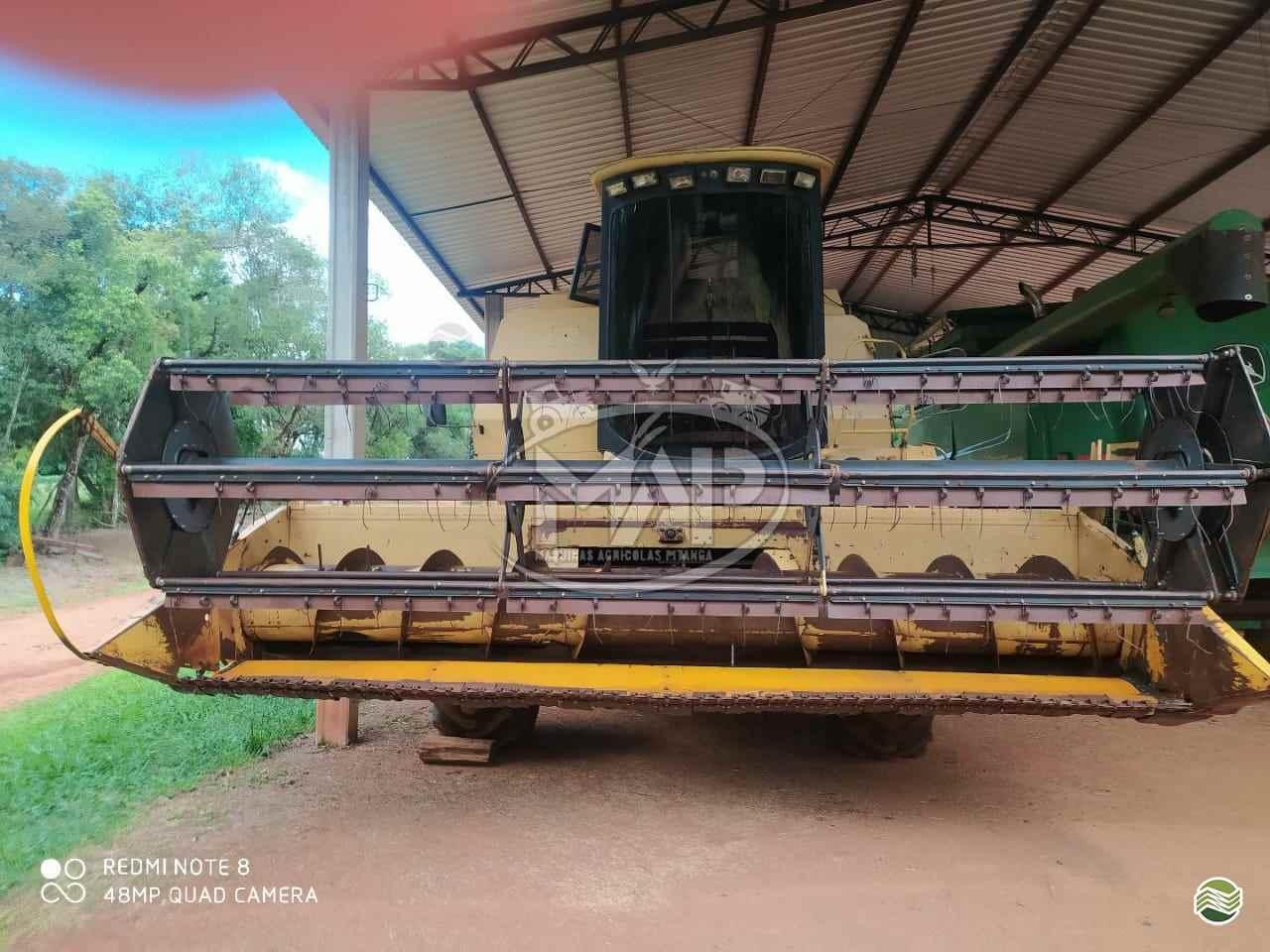 COLHEITADEIRA NEW HOLLAND NH 8055 Máquinas Agrícolas Pitanga PITANGA PARANÁ PR