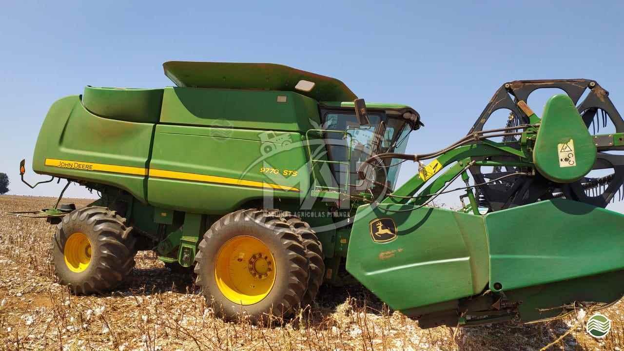 COLHEITADEIRA JOHN DEERE JOHN DEERE 9770 STS Máquinas Agrícolas Pitanga PITANGA PARANÁ PR