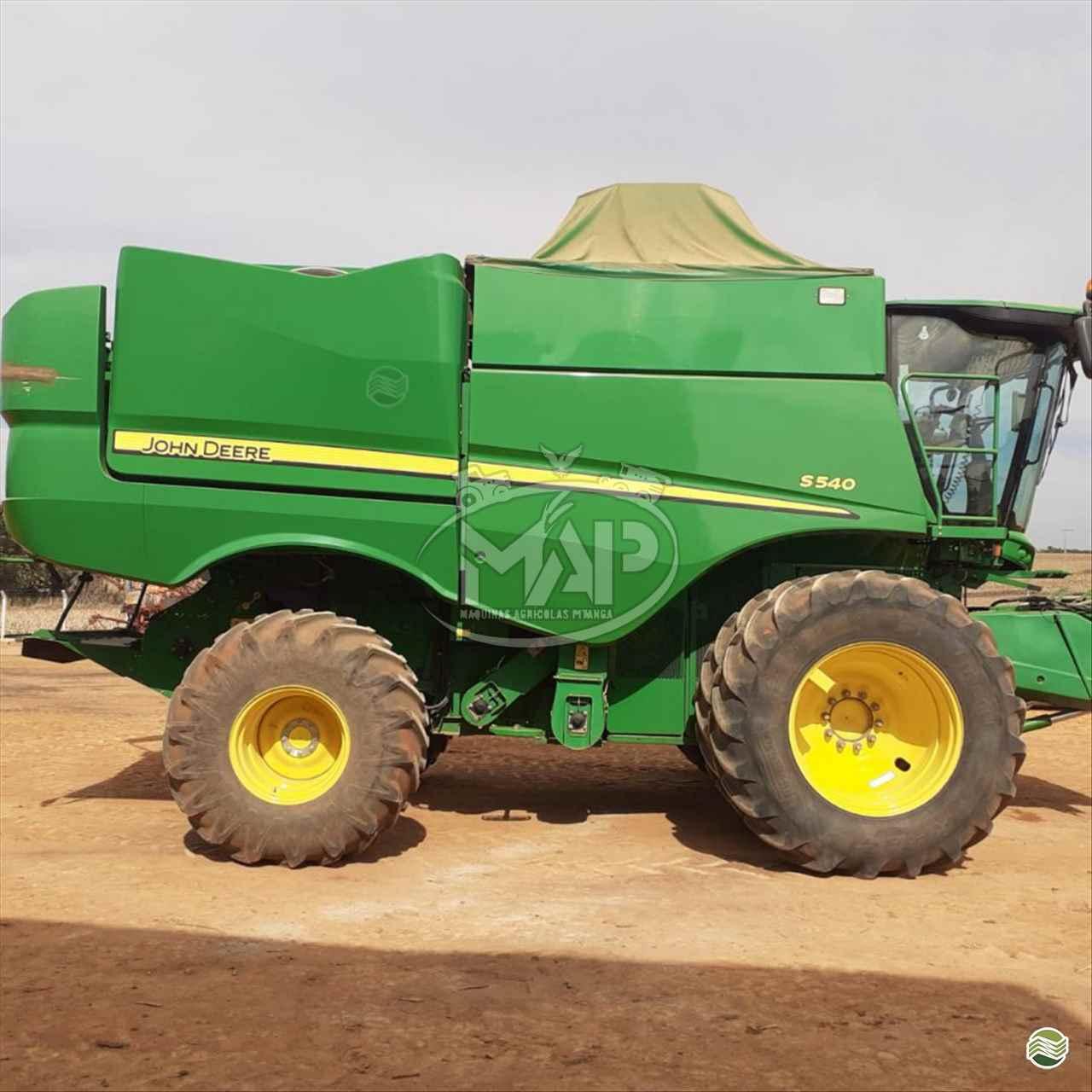 COLHEITADEIRA JOHN DEERE JOHN DEERE S540 Máquinas Agrícolas Pitanga PITANGA PARANÁ PR