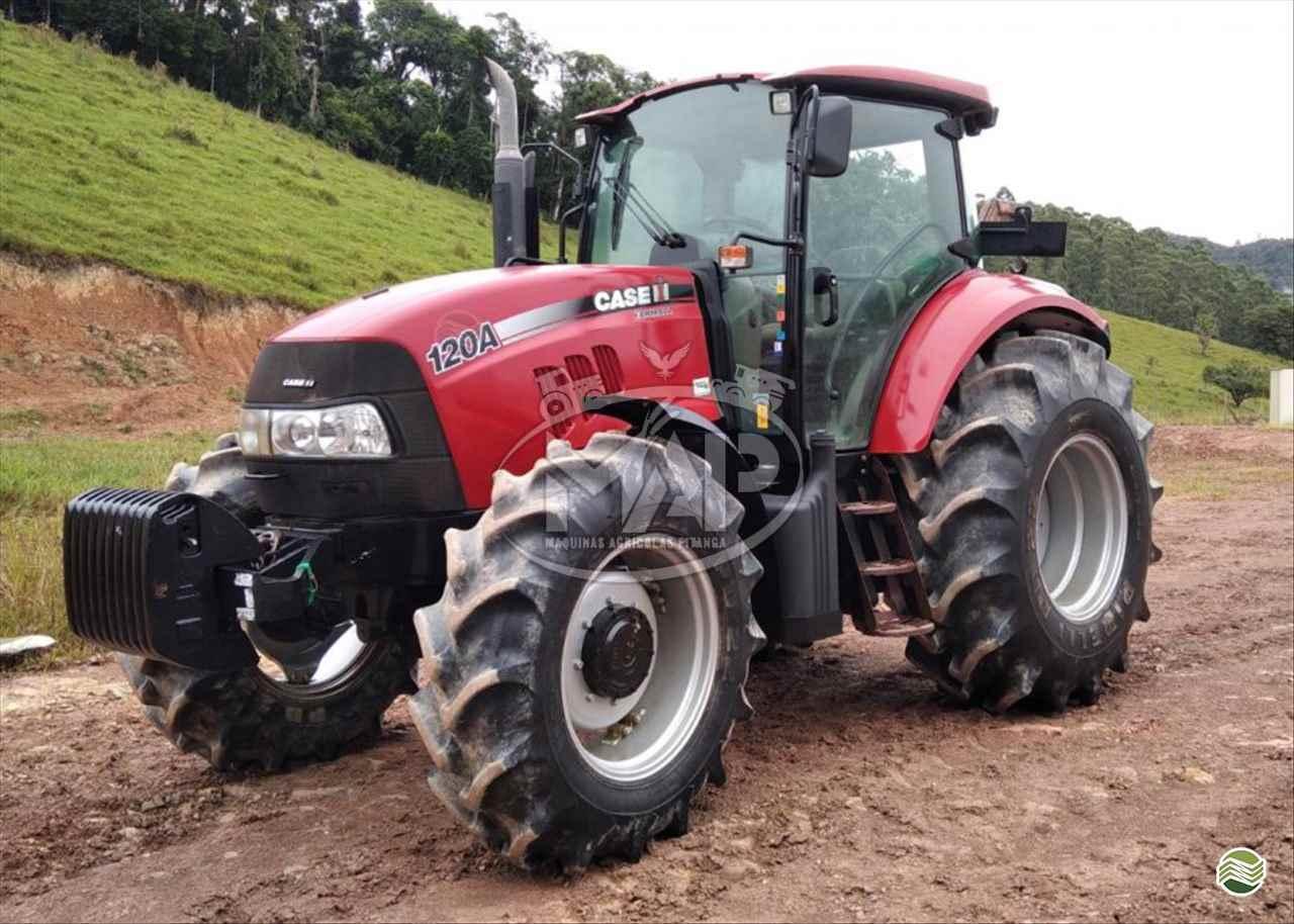 TRATOR CASE CASE Farmall 120 Tração 4x4 Máquinas Agrícolas Pitanga PITANGA PARANÁ PR