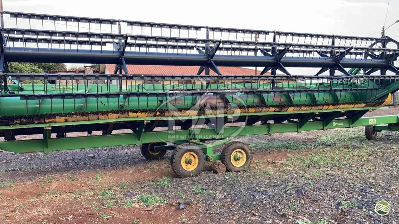 PLATAFORMA COLHEITADEIRA JOHN DEERE JOHN DEERE 625F Máquinas Agrícolas Pitanga PITANGA PARANÁ PR