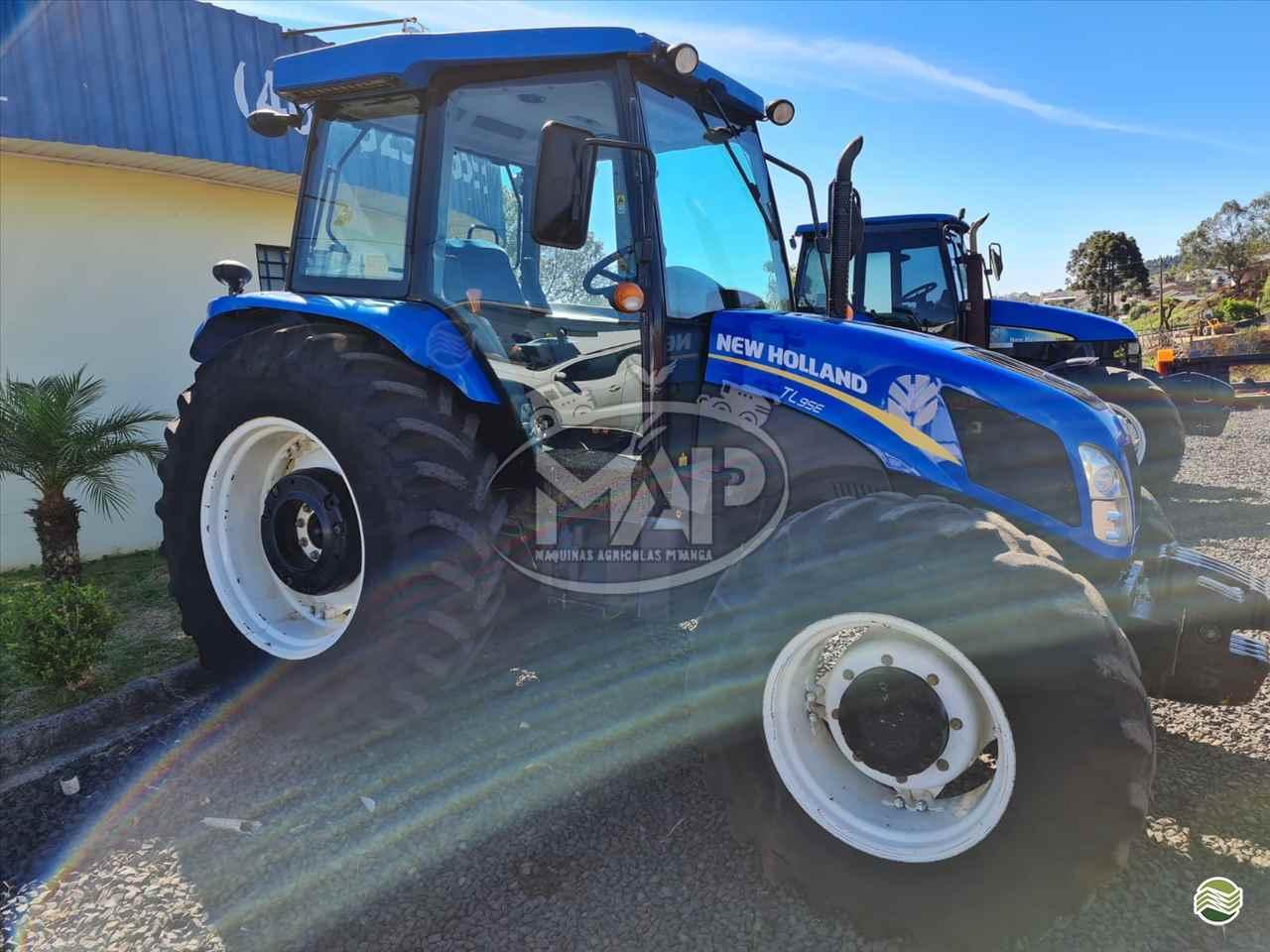 TRATOR NEW HOLLAND NEW TL 95 Tração 4x4 Máquinas Agrícolas Pitanga PITANGA PARANÁ PR