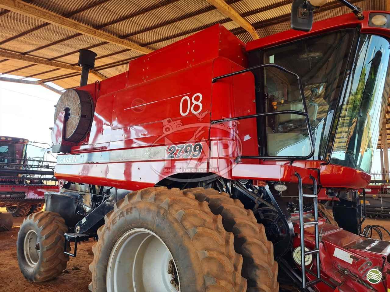 COLHEITADEIRA CASE CASE 2799 Máquinas Agrícolas Pitanga PITANGA PARANÁ PR