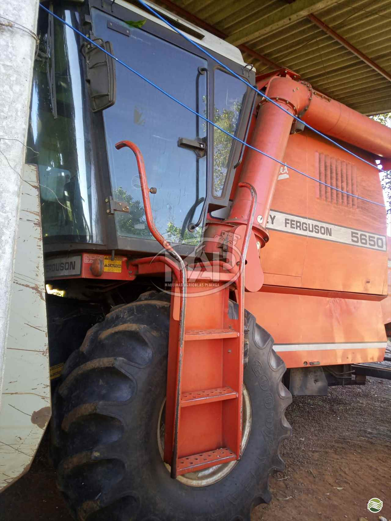 COLHEITADEIRA MASSEY FERGUSON MF 5650 Máquinas Agrícolas Pitanga PITANGA PARANÁ PR
