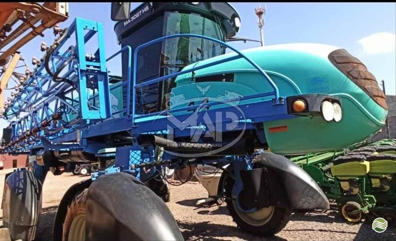 PULVERIZADOR MONTANA PARRUDA 3027 Tração 4x4 Máquinas Agrícolas Pitanga PITANGA PARANÁ PR