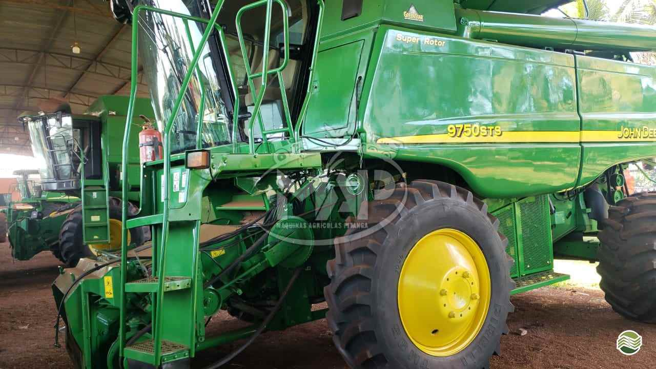 COLHEITADEIRA JOHN DEERE JOHN DEERE 9750 STS Máquinas Agrícolas Pitanga PITANGA PARANÁ PR