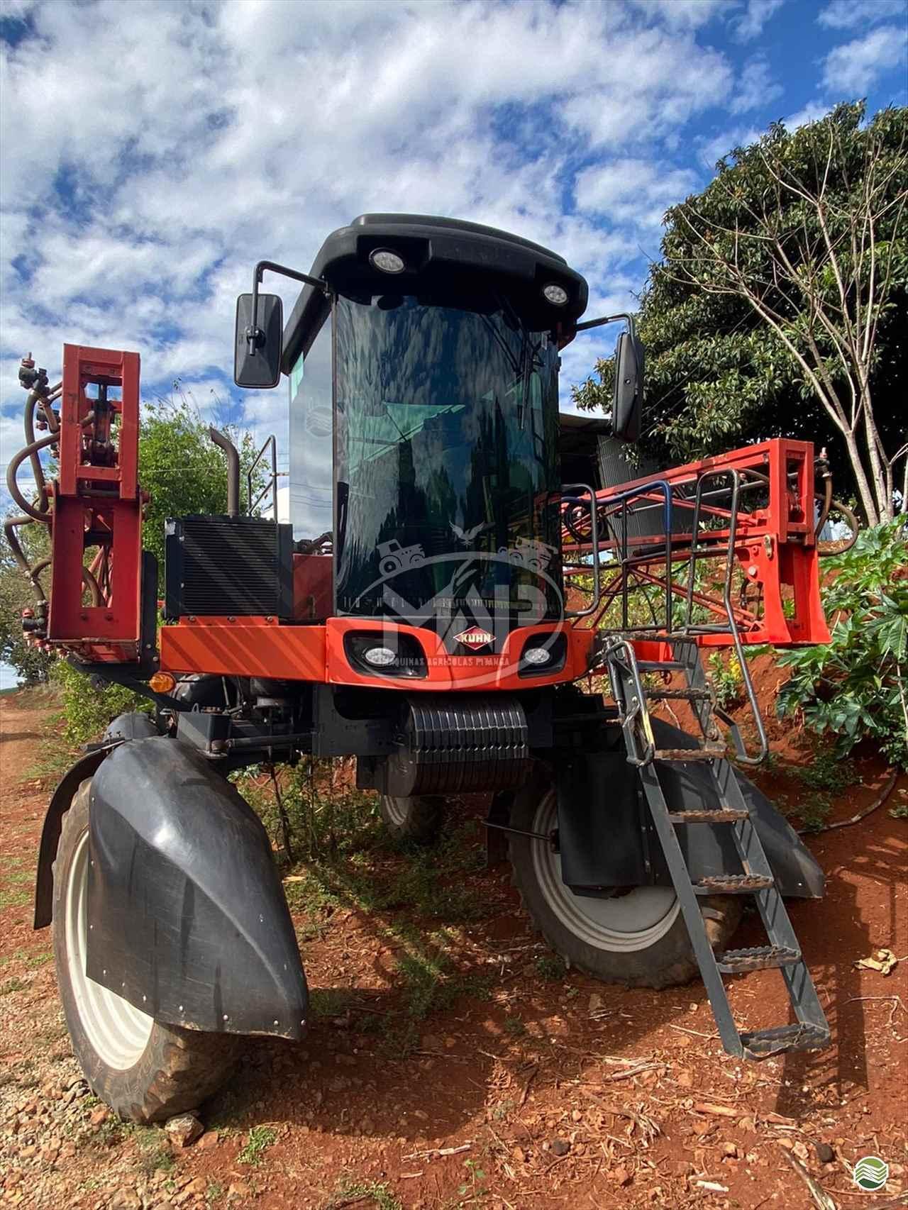PULVERIZADOR KUHN Boxer 2000 H Tração 4x4 Máquinas Agrícolas Pitanga PITANGA PARANÁ PR
