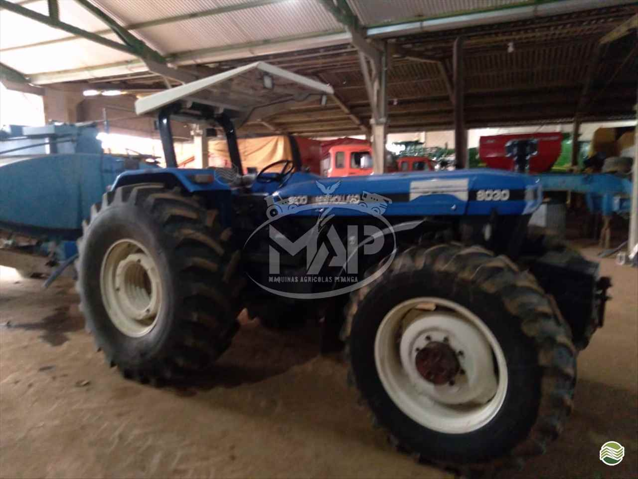 TRATOR NEW HOLLAND NEW 8030 Tração 4x4 Máquinas Agrícolas Pitanga PITANGA PARANÁ PR