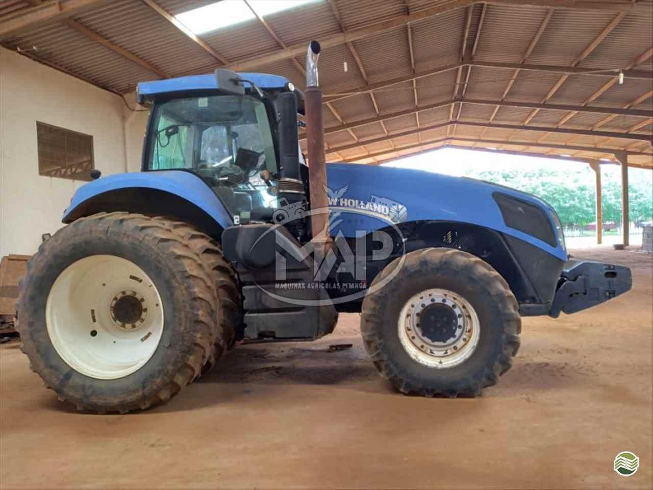 TRATOR NEW HOLLAND NEW T8 325 Tração 4x4 Máquinas Agrícolas Pitanga PITANGA PARANÁ PR