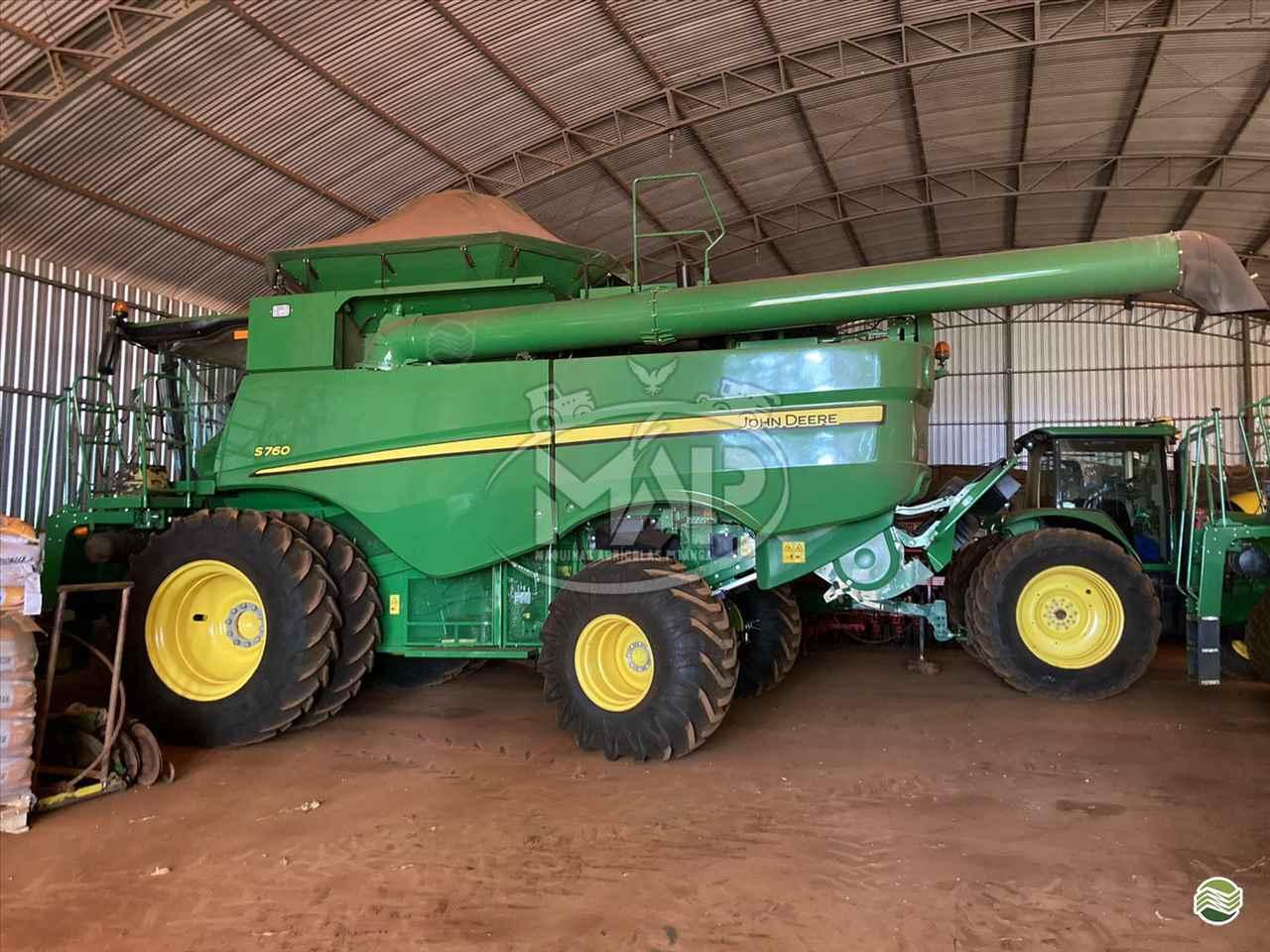 COLHEITADEIRA JOHN DEERE JOHN DEERE S760 Máquinas Agrícolas Pitanga PITANGA PARANÁ PR