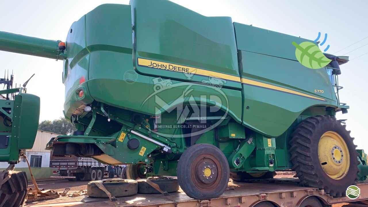 COLHEITADEIRA JOHN DEERE JOHN DEERE S770 Máquinas Agrícolas Pitanga PITANGA PARANÁ PR