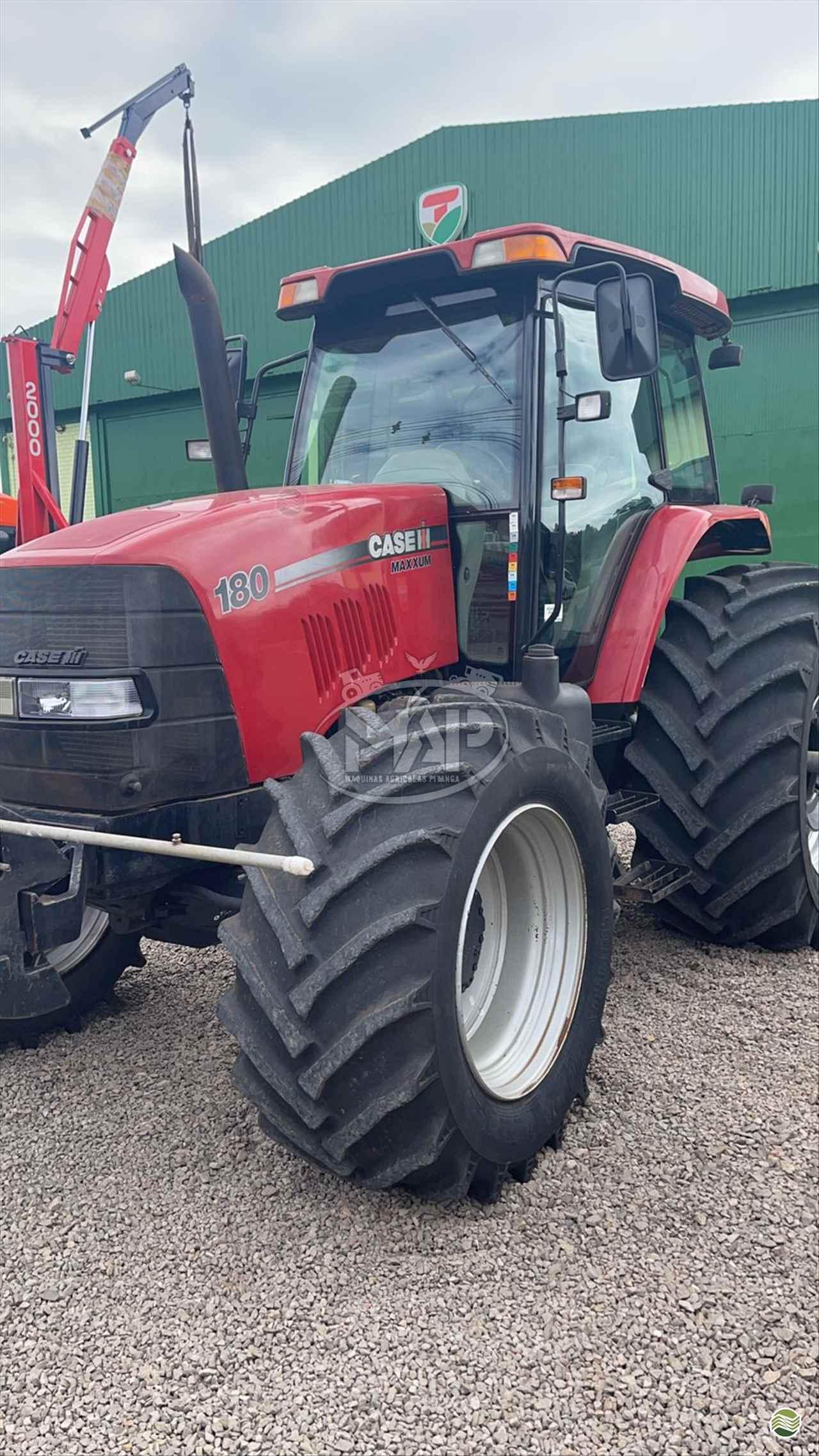 TRATOR CASE MAXXUM 180 Tração 4x4 Máquinas Agrícolas Pitanga PITANGA PARANÁ PR