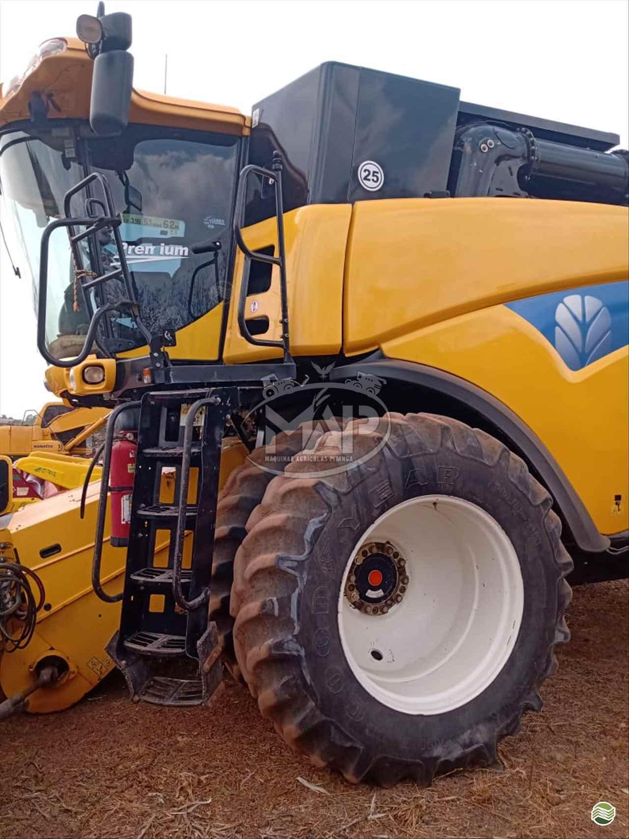 COLHEITADEIRA NEW HOLLAND CR 9060 Máquinas Agrícolas Pitanga PITANGA PARANÁ PR