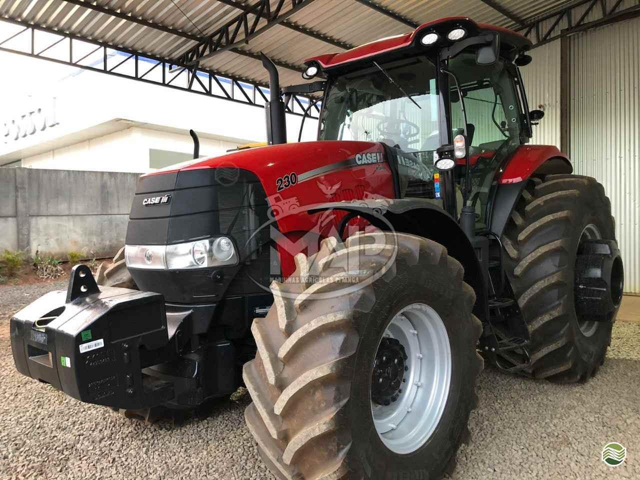 TRATOR CASE PUMA 230 Tração 4x4 Máquinas Agrícolas Pitanga PITANGA PARANÁ PR