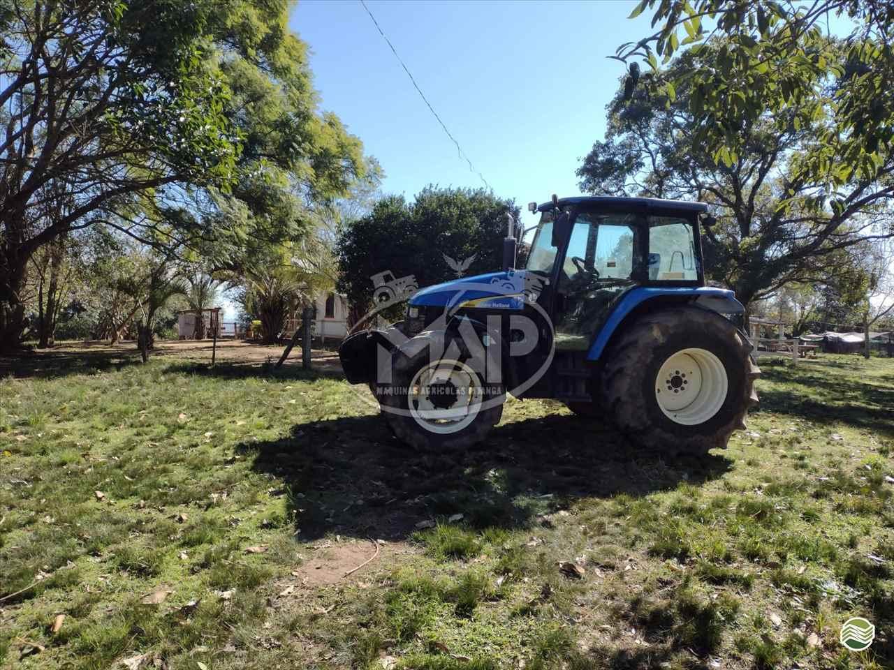 TRATOR NEW HOLLAND NEW TS 6020 Tração 4x4 Máquinas Agrícolas Pitanga PITANGA PARANÁ PR