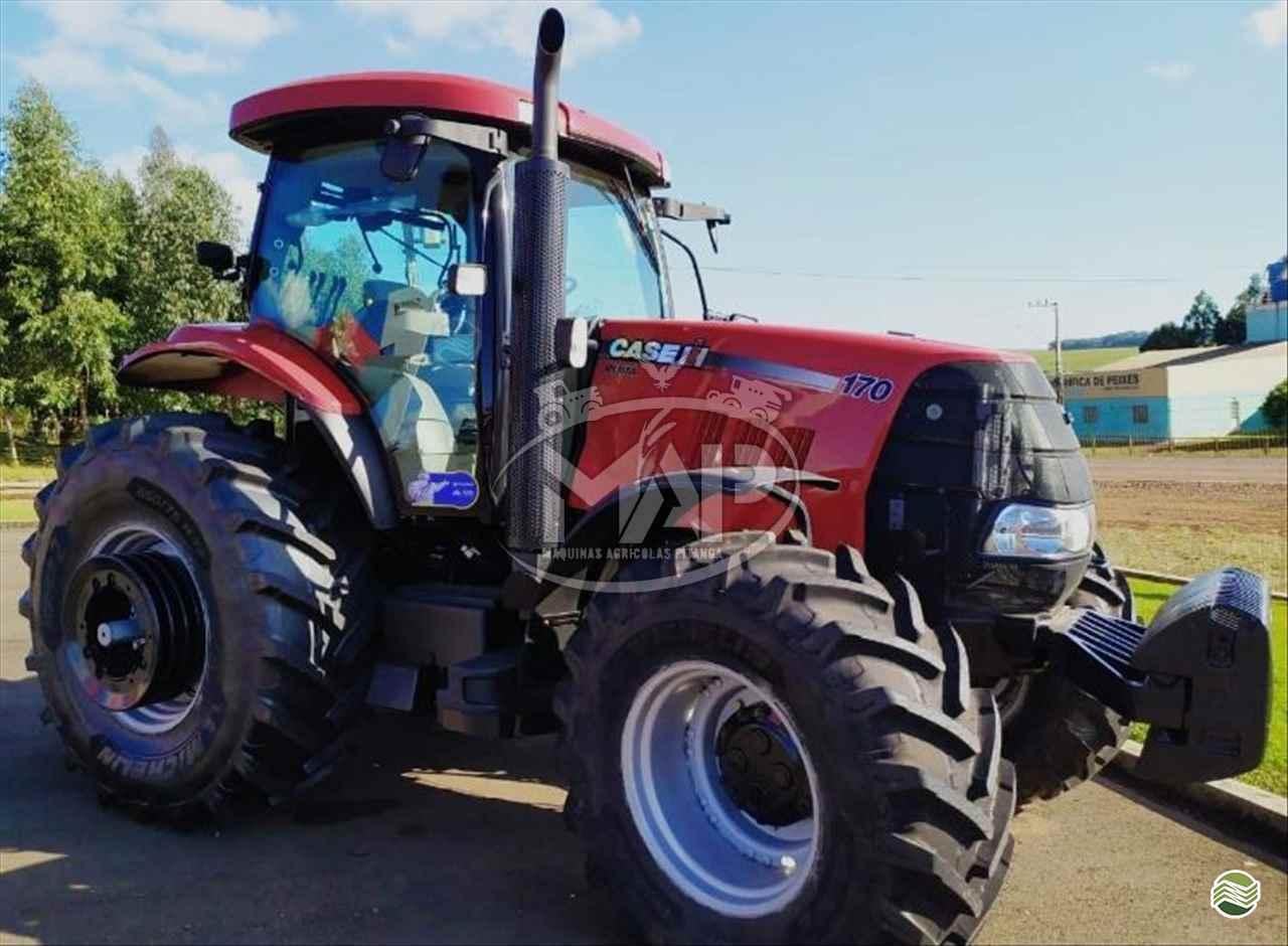 TRATOR CASE PUMA 170 Tração 4x4 Máquinas Agrícolas Pitanga PITANGA PARANÁ PR