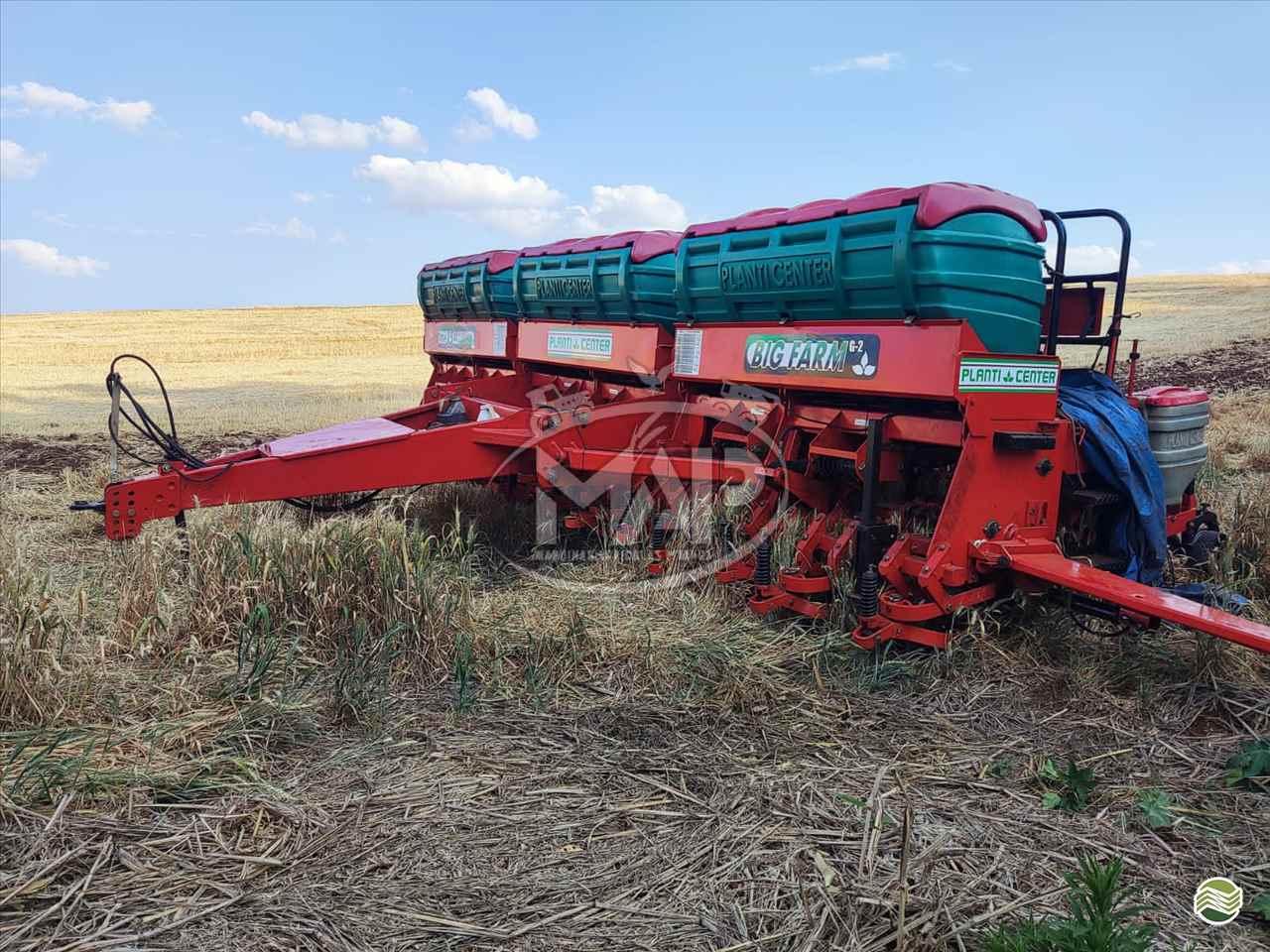 PLANTADEIRA PLANTI CENTER BIG FARM PCA 15 Máquinas Agrícolas Pitanga PITANGA PARANÁ PR