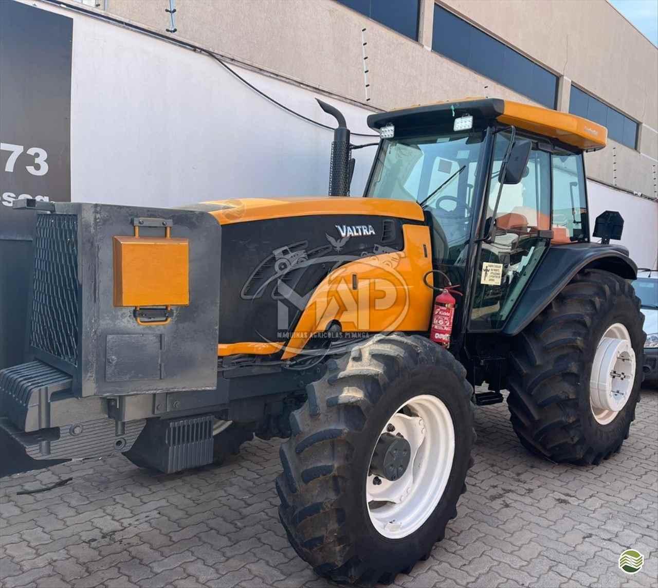 TRATOR VALTRA VALTRA BM 125 Tração 4x4 Máquinas Agrícolas Pitanga PITANGA PARANÁ PR