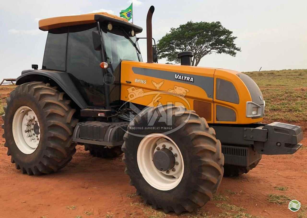 TRATOR VALTRA VALTRA BH 165 Tração 4x4 Máquinas Agrícolas Pitanga PITANGA PARANÁ PR