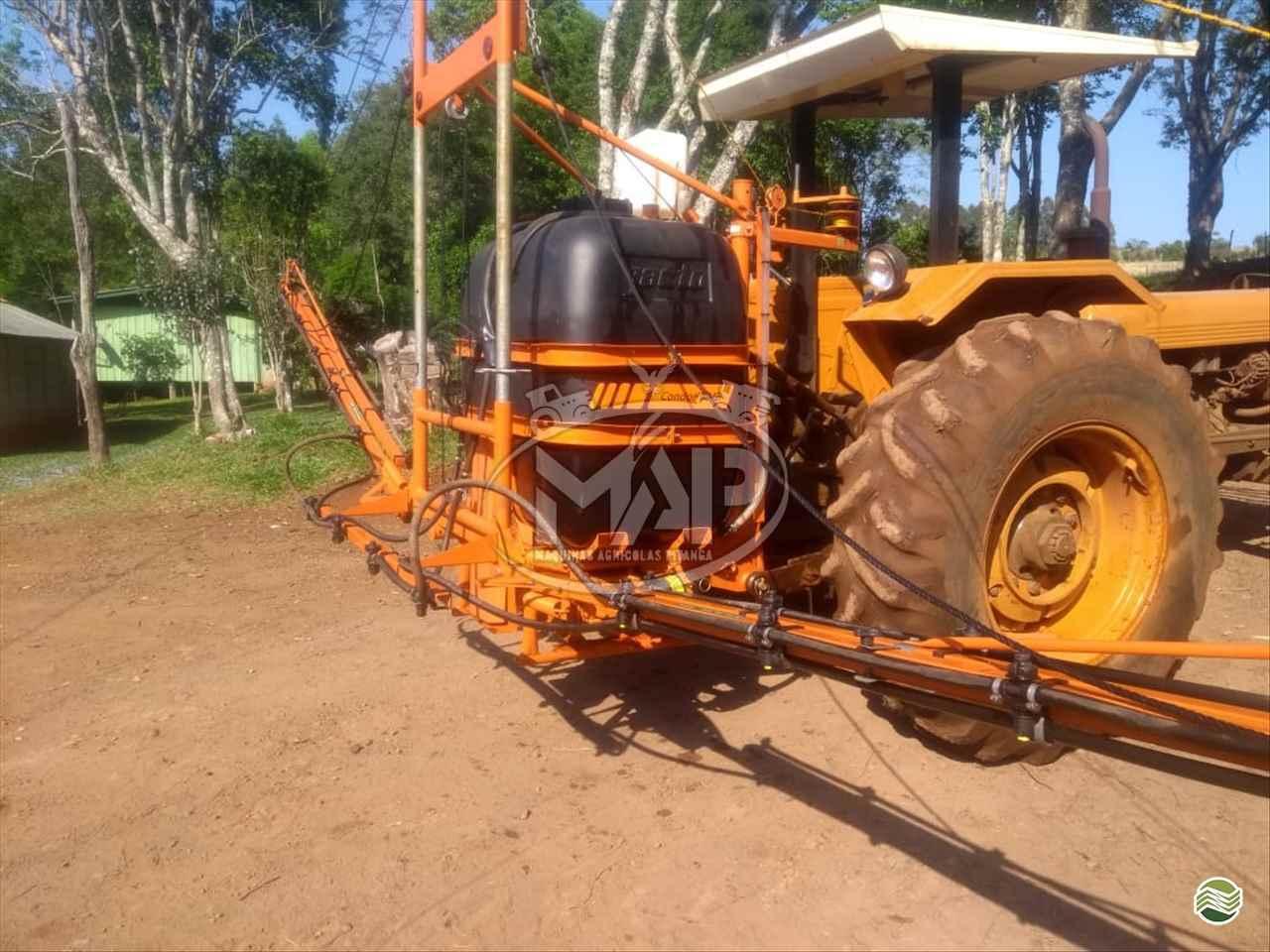 PULVERIZADOR JACTO CONDOR 600 M12 Arrasto Máquinas Agrícolas Pitanga PITANGA PARANÁ PR