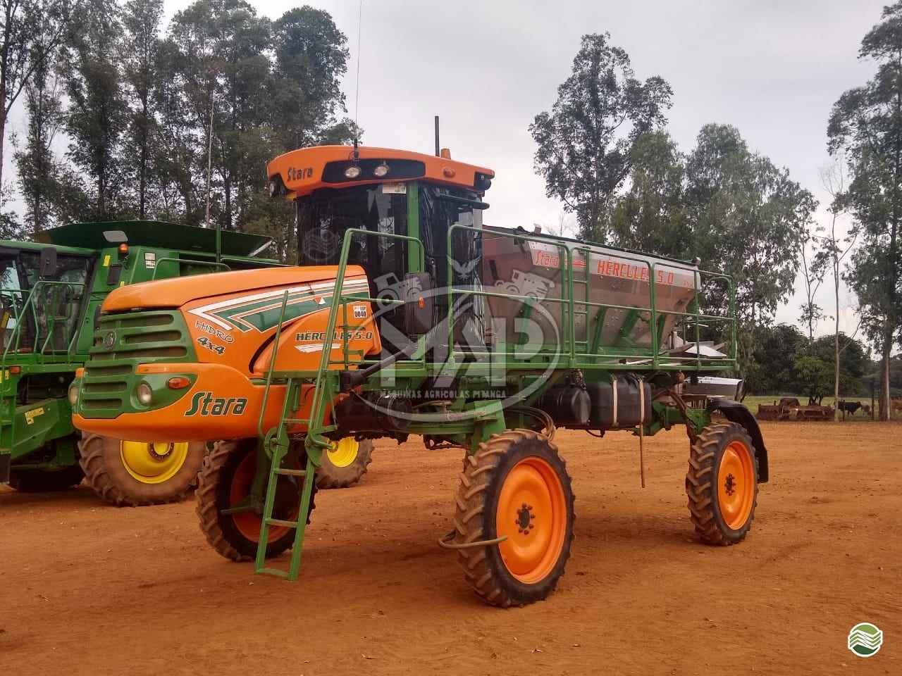 DISTRIBUIDOR AUTOPROPELIDO STARA HERCULES 5.0 Tração 4x4 Máquinas Agrícolas Pitanga PITANGA PARANÁ PR