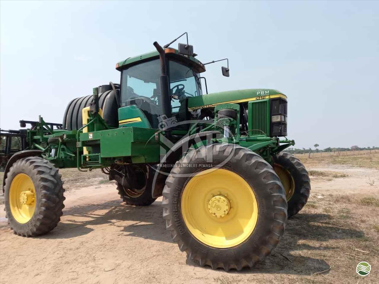 PULVERIZADOR JOHN DEERE JOHN DEERE 4710 Tração 4x4 Máquinas Agrícolas Pitanga PITANGA PARANÁ PR