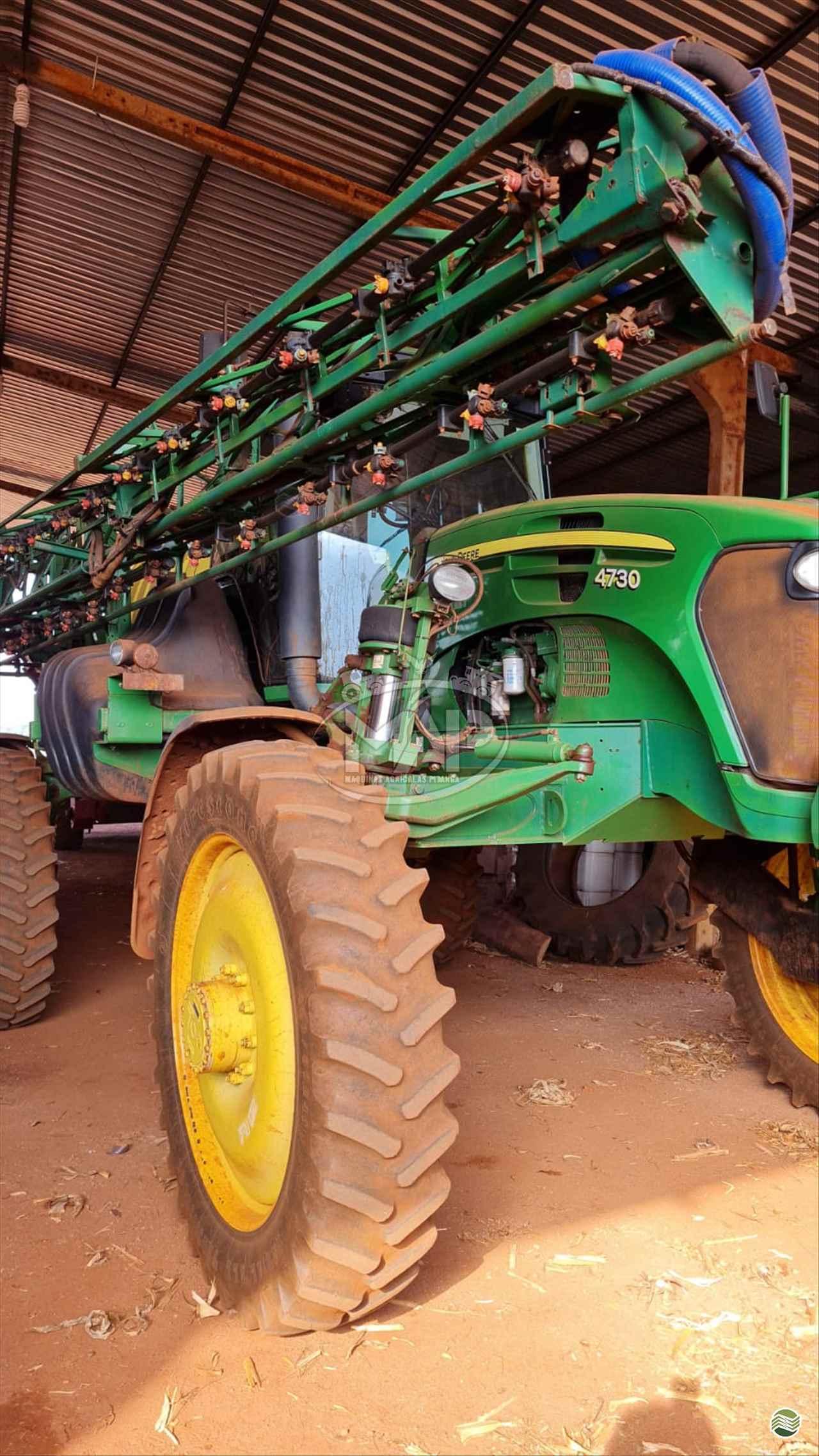 PULVERIZADOR JOHN DEERE JOHN DEERE 4730 Tração 4x4 Máquinas Agrícolas Pitanga PITANGA PARANÁ PR
