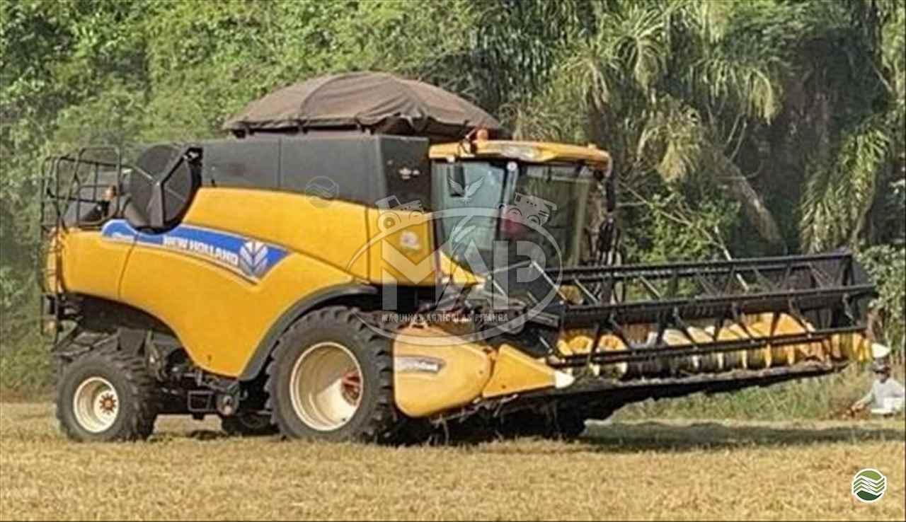COLHEITADEIRA NEW HOLLAND CR 6080 Máquinas Agrícolas Pitanga PITANGA PARANÁ PR