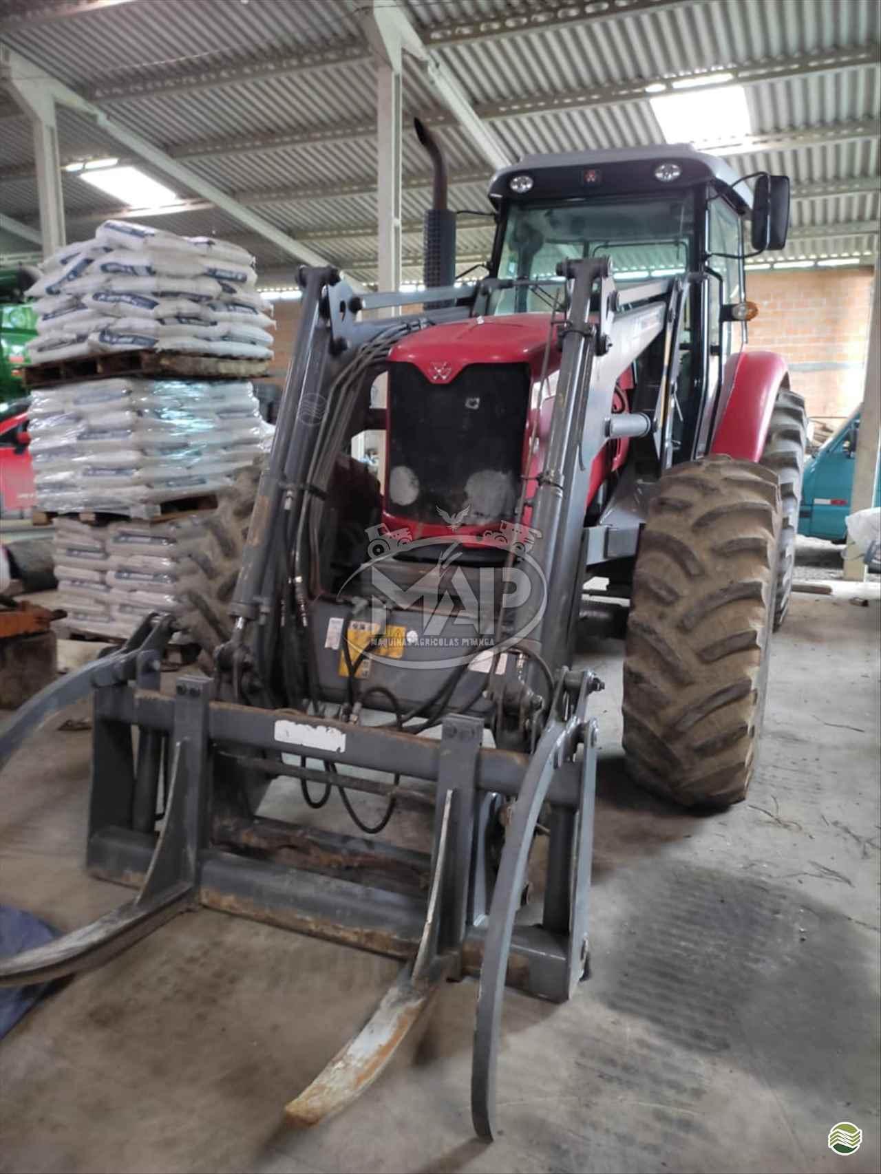 TRATOR MASSEY FERGUSON MF 7140 Tração 4x4 Máquinas Agrícolas Pitanga PITANGA PARANÁ PR