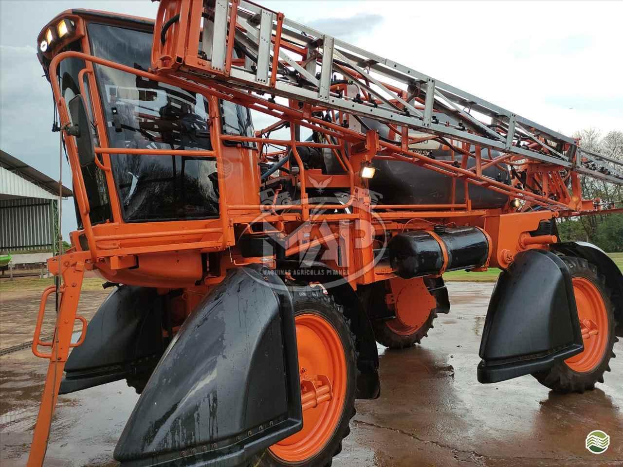 PULVERIZADOR JACTO UNIPORT 2500 STAR Tração 4x4 Máquinas Agrícolas Pitanga PITANGA PARANÁ PR