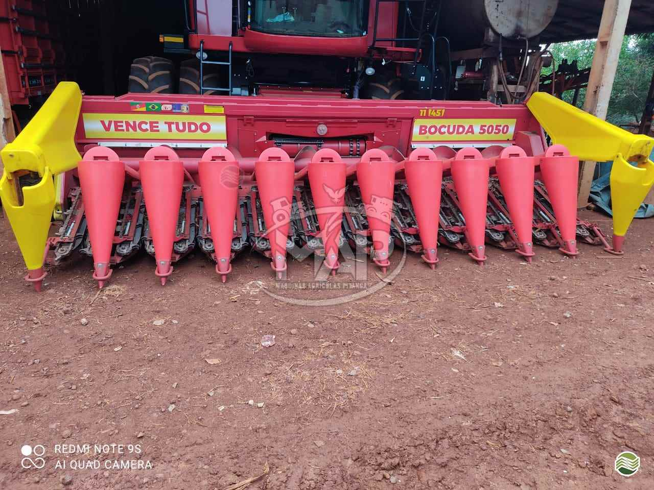 PLATAFORMA COLHEITADEIRA VENCE TUDO BOCUDA 5050 Máquinas Agrícolas Pitanga PITANGA PARANÁ PR