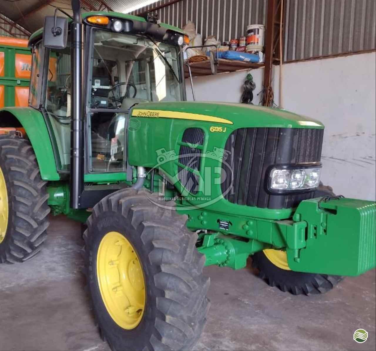 JOHN DEERE 6135 de Máquinas Agrícolas Pitanga - PITANGA/PR