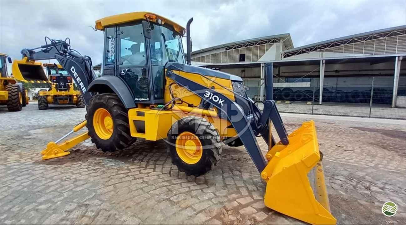 RETRO ESCAVADEIRA JOHN DEERE 310K Tração 4x4 Máquinas Agrícolas Pitanga PITANGA PARANÁ PR