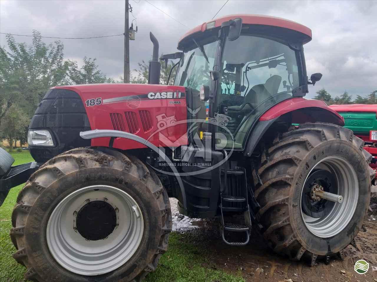 TRATOR CASE PUMA 185 Tração 4x4 Máquinas Agrícolas Pitanga PITANGA PARANÁ PR