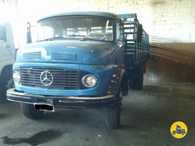 MERCEDES-BENZ MB 1111  1964/1964 Fernandez Caminhões